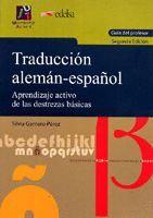 TRADUCCIÓN ALEMÁN-ESPAÑOL
