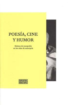 POESÍA, CINE Y HUMOR