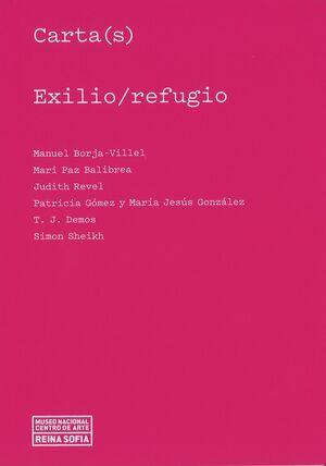 CARTA(S). EXILIO/REFUGIO
