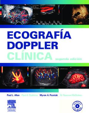 ECOGRAFÍA DOPPLER CLÍNICA + CD-ROM