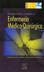 GUÍA DE PROCEDIMIENTOS PRÁCTICOS EN ENFERMERÍA MÉDICO-QUIRÚRGICA