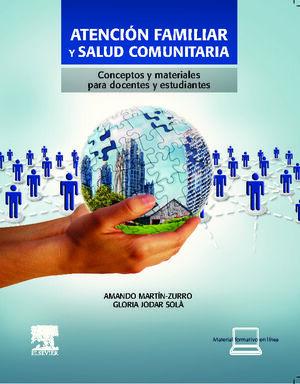 ATENCIÓN FAMILIAR Y SALUD COMUNITARIA + STUDENTCONSULT EN ESPAÑOL