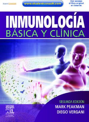 INMUNOLOGÍA BÁSICA Y CLÍNICA + STUDENTCONSULT