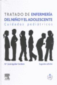 TRATADO DE ENFERMERIA DEL NIÑO Y EL ADOLESCENTE. CUIDADOS PEDIATRICOS CUIDADOS PEDIATRICOS