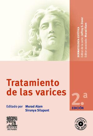 TRATAMIENTO DE LAS VARICES + DVD