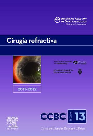 CIRUGÍA REFRACTIVA. 2011-2012