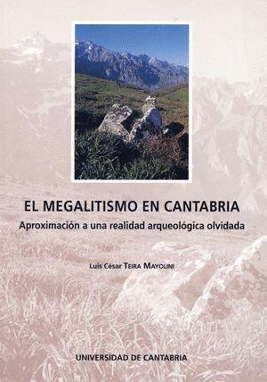 EL MEGALITISMO EN CANTABRIA