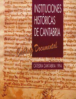 CÁTEDRA CANTABRIA 94: CATÁLOGO DOCUMENTAL