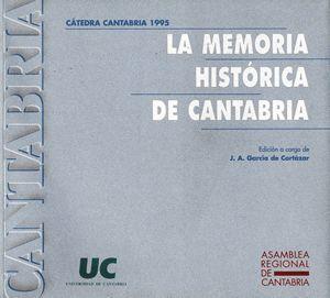 LA MEMORIA HISTÓRICA DE CANTABRIA