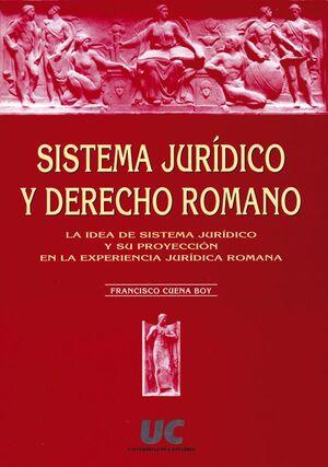 SISTEMA JURÍDICO Y DERECHO ROMANO
