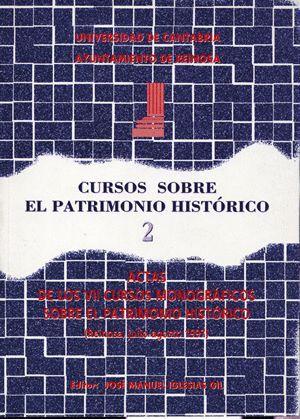 CURSOS SOBRE EL PATRIMONIO HISTÓRICO 2