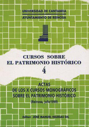 CURSOS SOBRE EL PATRIMONIO HISTÓRICO 4
