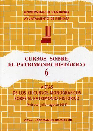 CURSOS SOBRE EL PATRIMONIO HISTÓRICO, 6