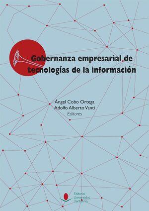 GOBERNANZA EMPRESARIAL DE TECNOLOGÍAS DE LA INFORMACIÓN