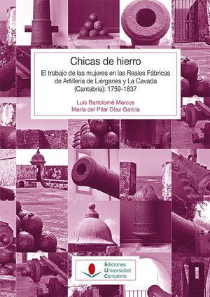 CHICAS DE HIERRO