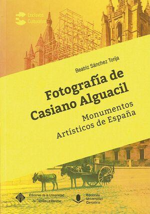 FOTOGRAFÍA DE CASIANO ALGUACIL