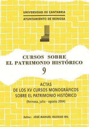 CURSOS SOBRE EL PATRIMONIO HISTÓRICO 9