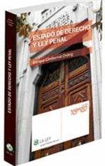 ESTADO DE DERECHO Y LEY PENAL