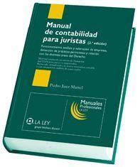 MANUAL DE CONTABILIDAD PARA JURISTAS (2.ª EDICIÓN)