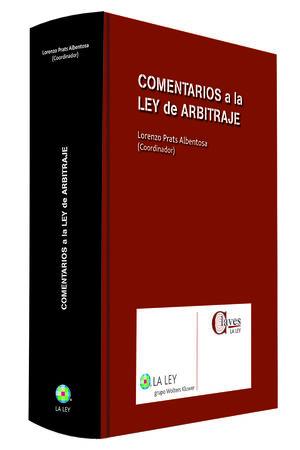 COMENTARIOS A LA LEY DE ARBITRAJE