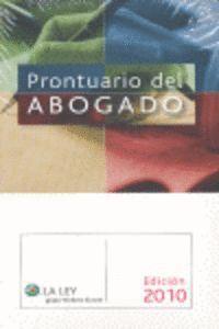 PRONTUARIO DEL ABOGADO