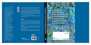 ESQUEMAS PROCESALES CIVILES, PENALES Y CONCURSALES (3.ª EDICIÓN)
