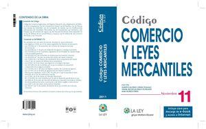 CÓDIGO COMERCIO Y LEYES MERCANTILES 2011