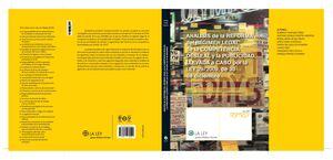 ANÁLISIS DE LA REFORMA DEL RÉGIMEN LEGAL DE LA COMPETENCIA DESLEAL Y LA PUBLICIDAD LLEVADA A CABO POR LA LEY 29/2009, DE 30 DE DICIEMBRE