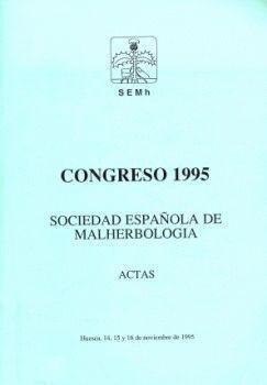 CONGRESO 1995. SOCIEDAD ESPAÑOLA DE MALHERBOLOGÍA