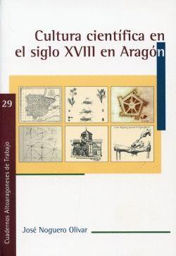 CULTURA CIENTÍFICA EN EL SIGLO XVIII EN ARAGÓN