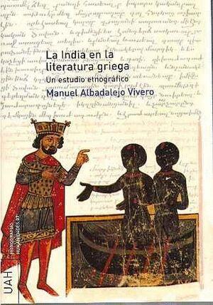 LA INDIA EN LA LITERATURA GRIEGA