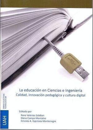 LA EDUCACION EN CIENCIAS E INGENIERÍA
