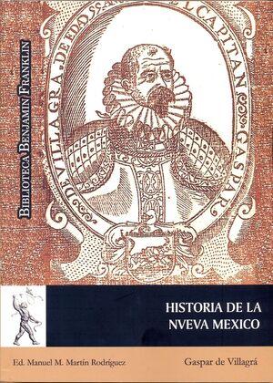 HISTORIA DE LA NUEVA MEXICO