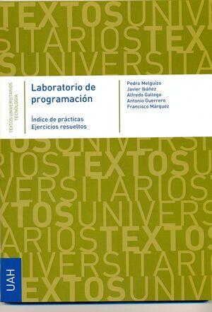 LABORATORIO DE PROGRAMACIÓN