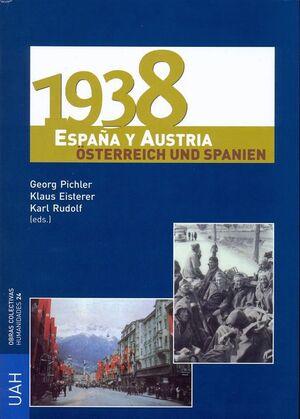 1938 ESPAÑA Y AUSTRIA