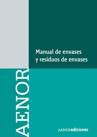 MANUAL DE ENVASES Y RESIDUOS DE ENVASES
