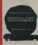 ALOCUCION AL PUEBLO DE FUENTEVAQUEROS