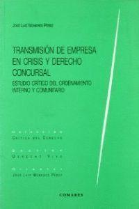 TRANSMISION DE EMPRESA EN CRISIS Y