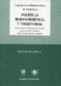 POLITICAS MEDIOAMBIENTAL Y TERRITO