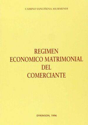 REGIMEN ECONOMICO MATRIMONIAL DEL COMERCIANTE