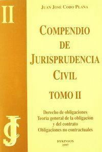 DERECHO DE OBLIGACIONES, TEORA GENERAL DE LA OBLIGACIÓN Y DEL CONTRATO, OBLIGACIONES NO CONTRACTUAL