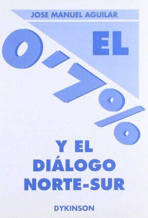EL 0.7% DEL PIB Y EL DIALOGO NORTE-SUR