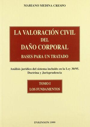 LOS FUNDAMENTOS BASES PARA UN TRATADO : ANÁLISIS DEL SISTEMA INCLUIDO EN LA LEY 30/95 : DOCTRINA