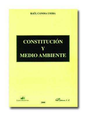 CONSTITUCIÓN Y MEDIO AMBIENTE