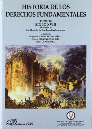 HISTORIA DE LOS DERECHOS FUNDAMENTALES VOLUMEN II