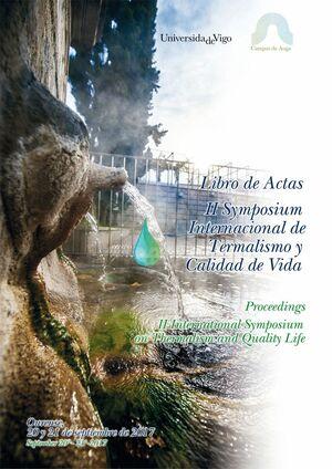 LIBRO DE ACTAS DEL II SYMPOSIUM INTERNACIONAL DE TERMALISMO Y CALIDAD DE VIDA