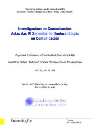 INVESTIGACIÓNS EN COMUNICACIÓN
