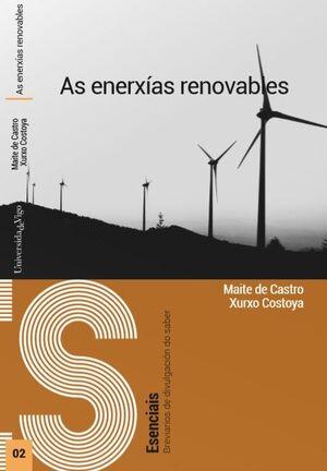 AS ENERXÍAS RENOVABLES