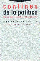 CONFINES DE LO POLÍTICO