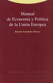 MANUAL DE ECONOMÍA Y POLÍTICA DE LA UNIÓN EUROPEA